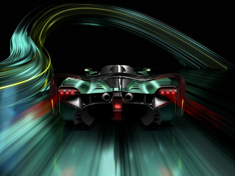 Aston Martin Valkyrie Amr Pro 2022 5