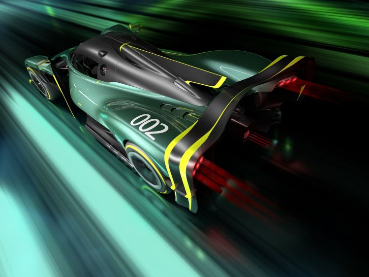 Aston Martin Valkyrie Amr Pro 2022 6