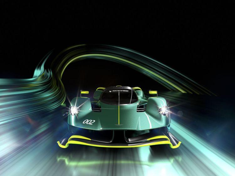 Aston Martin Valkyrie Amr Pro 2022 7
