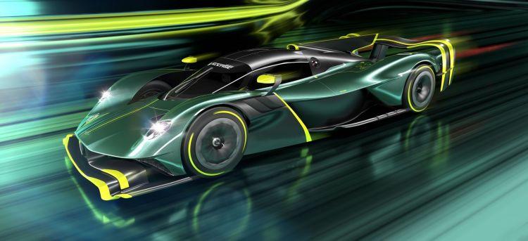 Aston Martin Valkyrie Amr Pro 2022 P