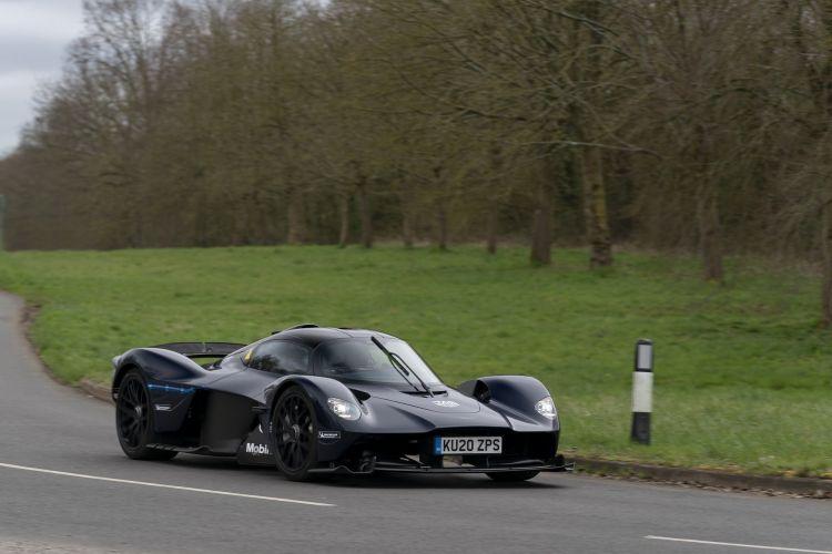 Aston Martin Valkyrie Dm 5