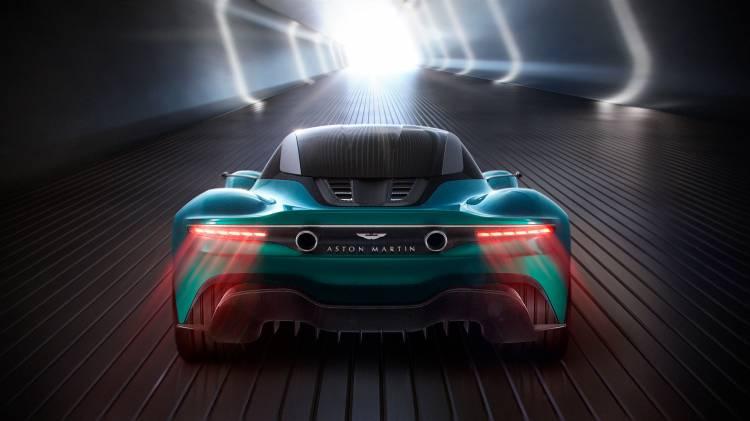 Aston Martin Vanquish Vision 2019 Concept 03