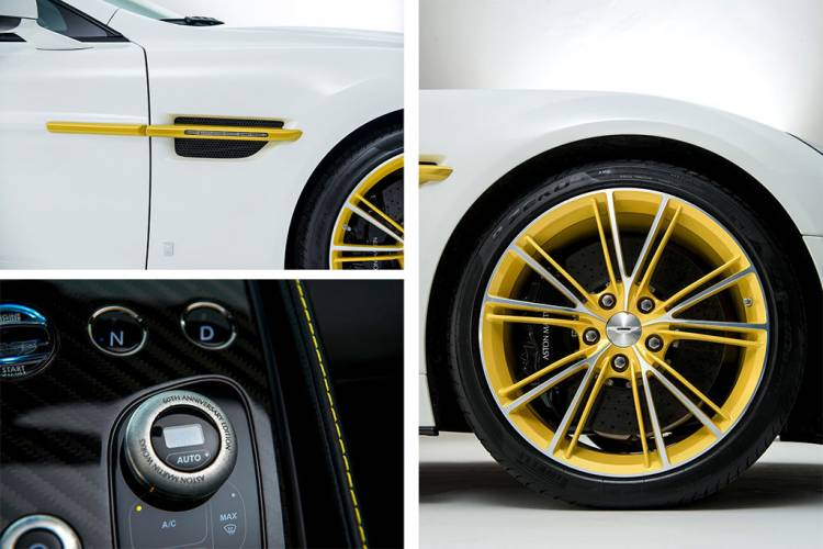 Aston Martin Vanquish Works 60 Aniversario