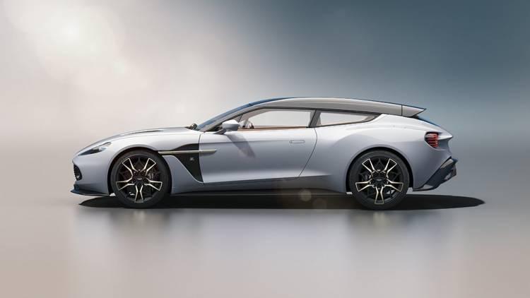 Aston Martin Vanquish Zagato Shooting Brake 01