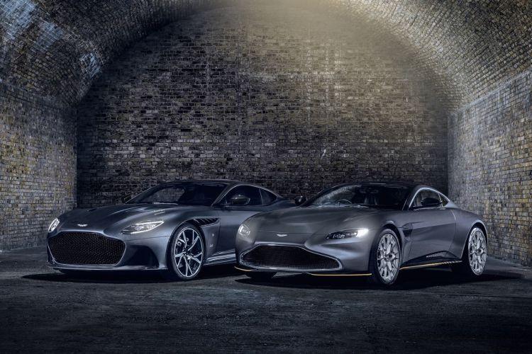 Aston Martin Vantage Dbs 007 0820 012