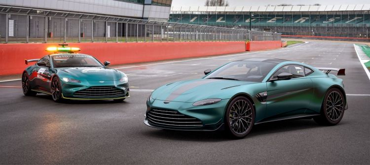 Aston Martin Vantage F1 Edition P