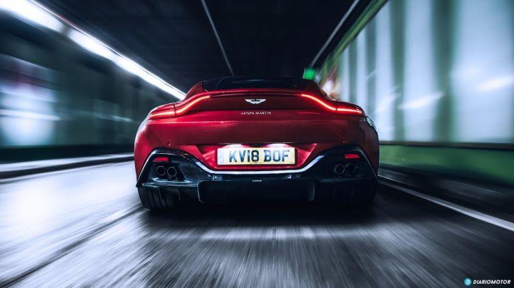 Aston Martin Vantage V8 2019 Prueba 012