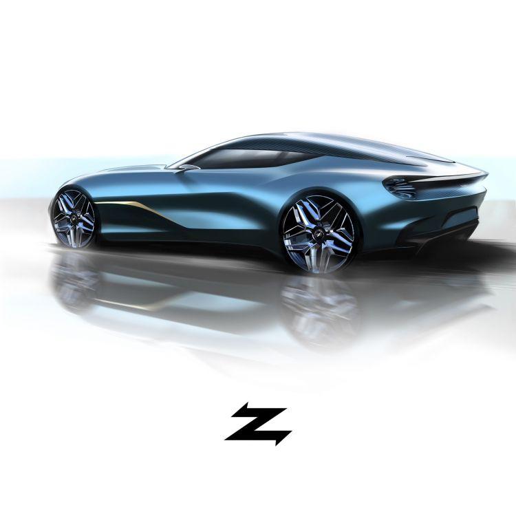 Aston Martin Zagato 0319 002