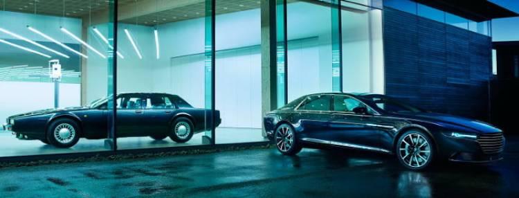 Aston Martin Lagonda 2015, nueva galería de imágenes