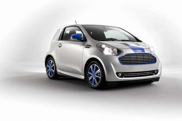 Aston Marting Cygnet & colette Limited Edition