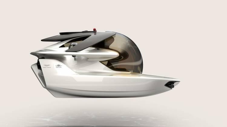 Aston Martin Project Neptune 1