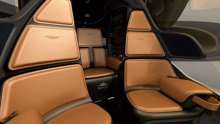 Aston Martin Project Neptune 4