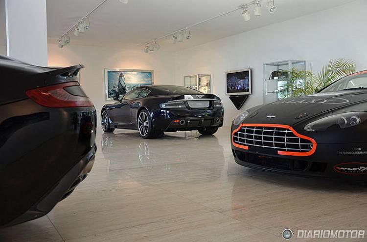 El primer Aston Martin con motor AMG llegará en un plazo de 3 a 4 años