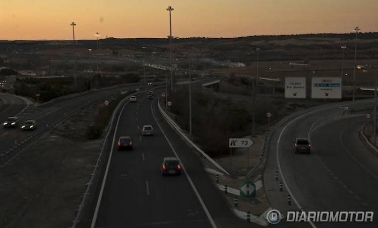 Autovías copago Madrid