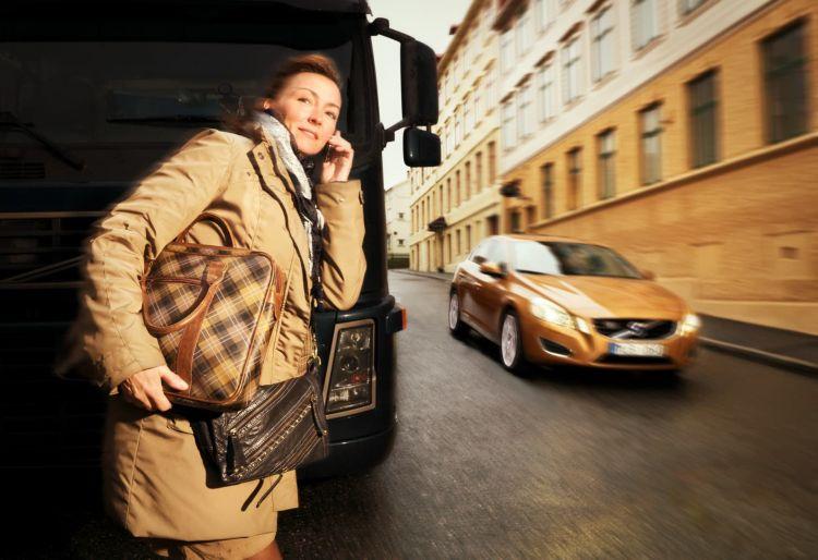 Atropello Peatones Responsabilidad Volvo S60