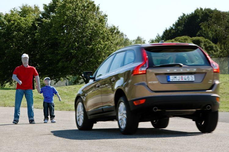 Atropello Peatones Responsabilidad Volvo Xc60