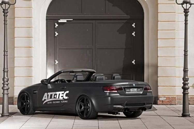 BMW M3 cabrio por ATT-TEC