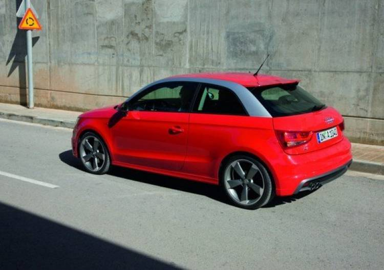 audi a1 1 4 tfsi ahora con 185 cv diariomotor. Black Bedroom Furniture Sets. Home Design Ideas