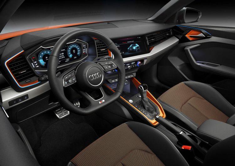 Audi A1 Citycarver 2019 01