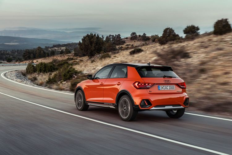 Audi A1 Citycarver 2019 13