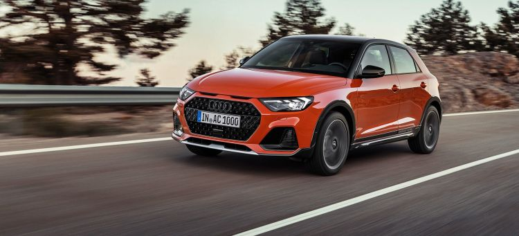 Audi A1 Citycarver 2019 14