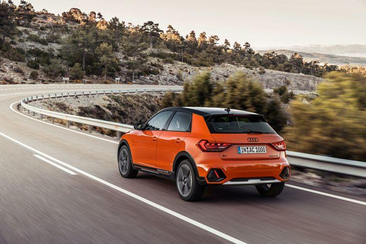 Audi A1 Citycarver 2019 18