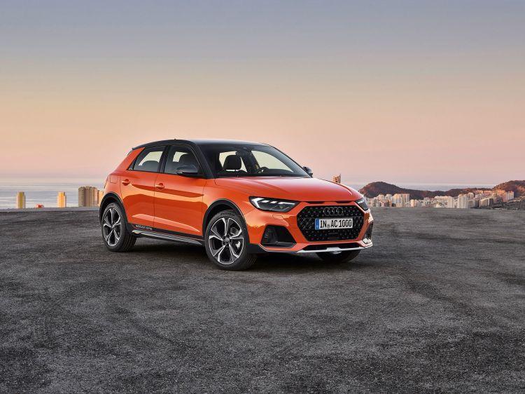 Audi A1 Citycarver 2019 29
