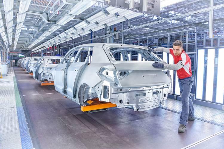 Audi A1 Fabrica Seat Martorell 01