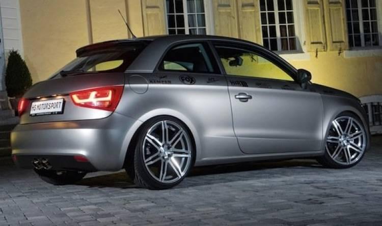 Audi A1 por HS Motorsports