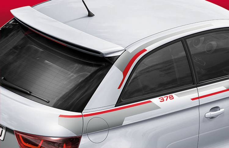 Audi A1 Competition R18