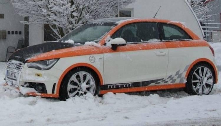 Audi A1 por MTM