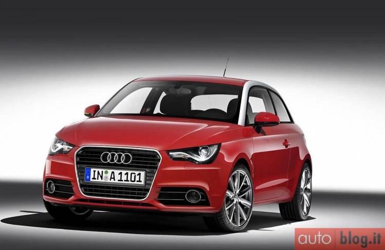 Primeras imágenes oficiales del Audi A1