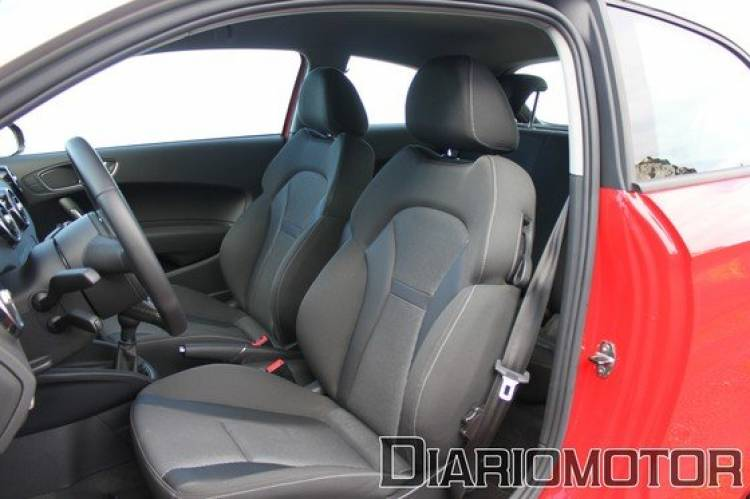 Audi A1 1.6 TDI Ambition, a prueba (I)
