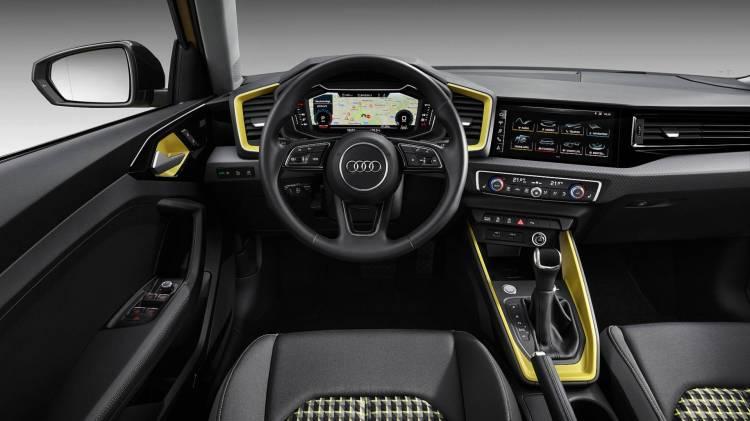 Audi A1 Sportback 2018 12