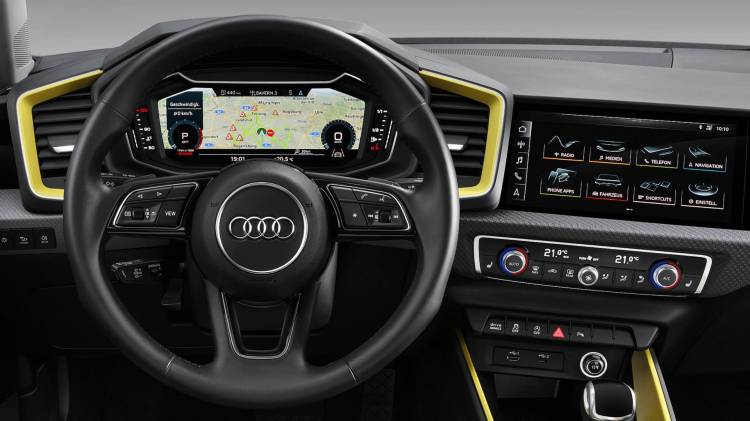 Audi A1 Sportback 2018 15