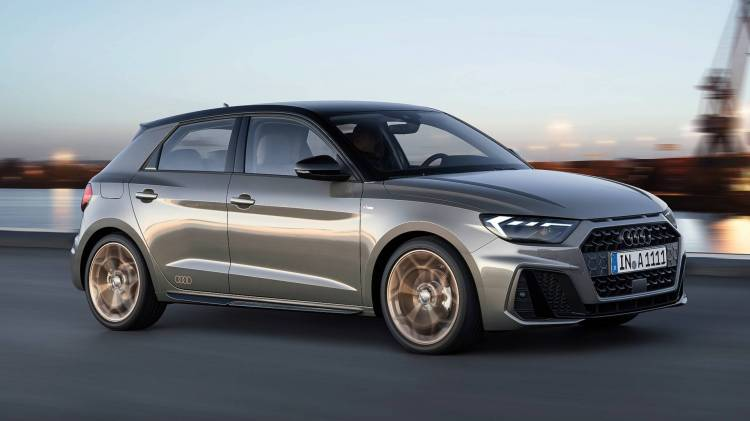 Audi A1 Sportback 2018 1