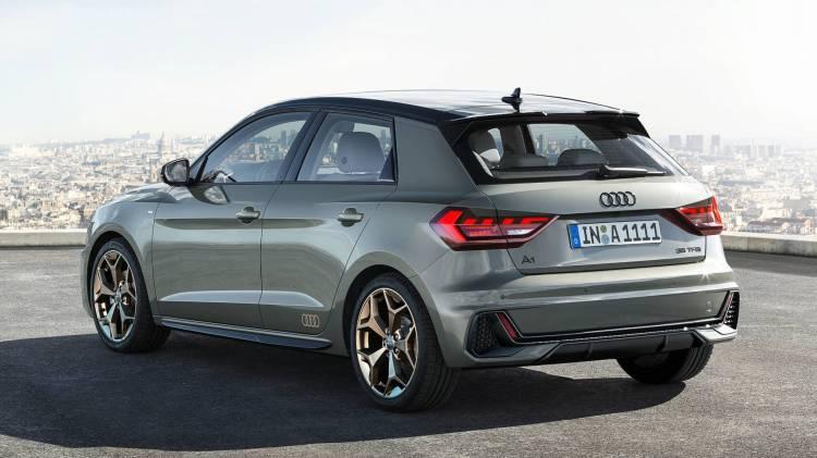 Audi A1 Sportback 2018 2