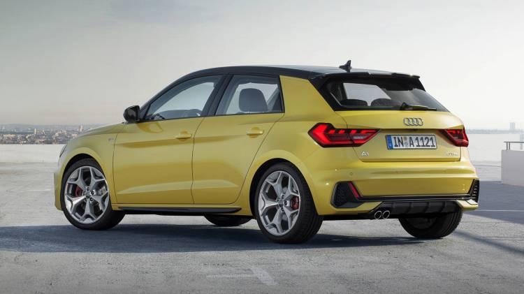 Audi A1 Sportback 2018 7