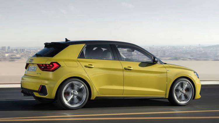 Audi A1 Sportback 2018 8