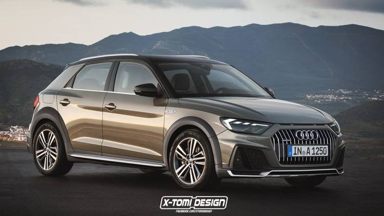 Audi A1 Versiones 1