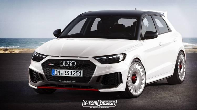 Audi A1 Versiones 4