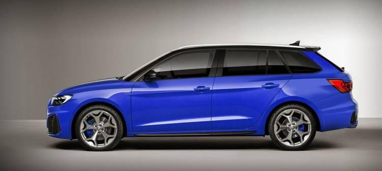 Audi A1 Versiones P2