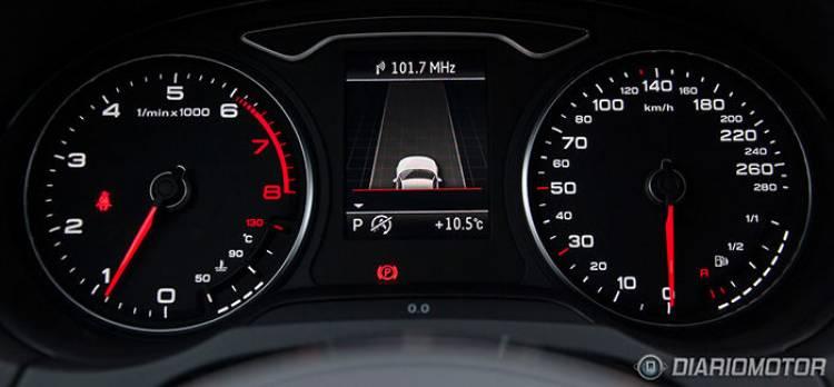 Prueba del Audi A3 1.8 TFSI 180 CV