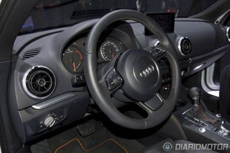 Nuevo Audi A3 2012 en el Salón de Ginebra 2012