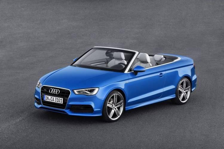 Audi A3 Cabrio, gama y precios para España, desde 34.950 euros