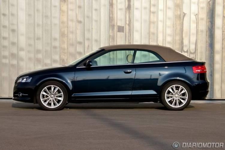 Audi A3 Cabrio 1.6 TDI Ambition, a prueba (I)