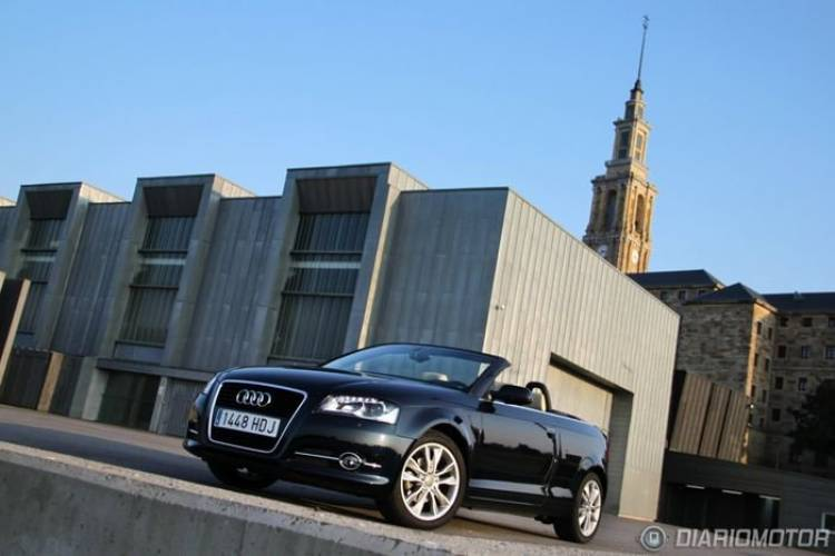 Audi A3 Cabrio 1.6 TDI Ambition, a prueba (II)