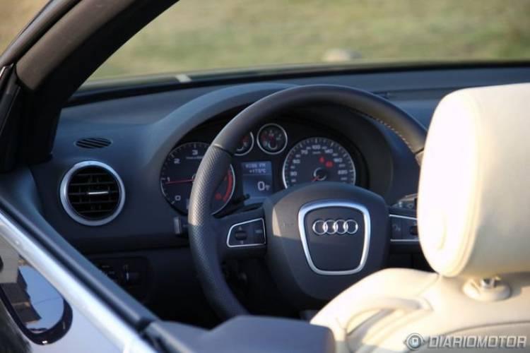 Audi A3 Cabrio 1.6 TDI Ambition, a prueba (III)