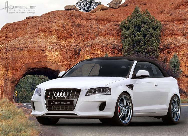 Audi A3 Cabriolet por Hofele