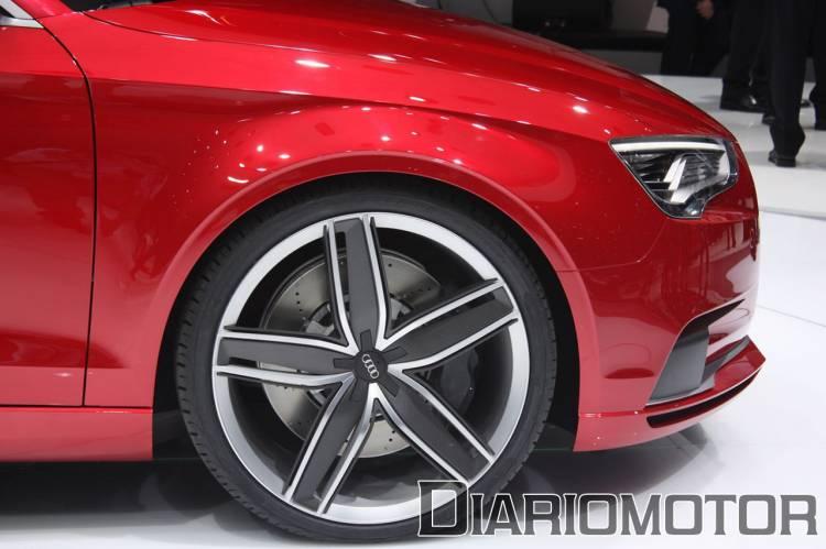 Audi A3 Concept en Ginebra